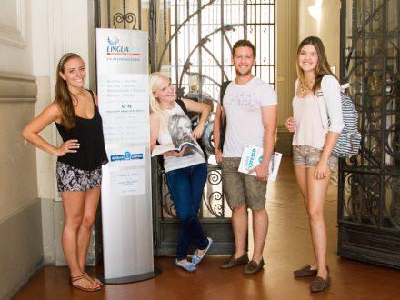 Die Sprachschule Linguaviva in Florenz