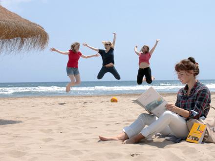 Die Sprachschule Costa de Valencia