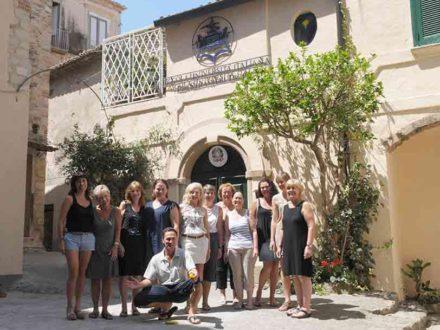 Die Sprachschule PUI Tropea