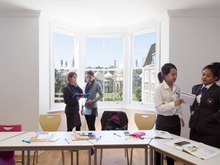 Bildungsurlaub | Sprachreisen |  International House<br> Dublin, Irland
